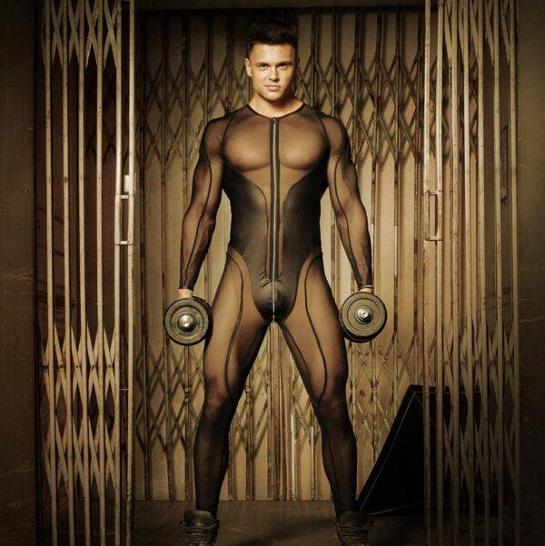 WOJOER Bodysuit | erotische Herrenunterwäsche: WOJOER makes you feel carbyne- the hardest materia on earth! Wojoer is comfortable and sexy mens underwear, thongs, briefs, boxer, shorts, pants, trunks.