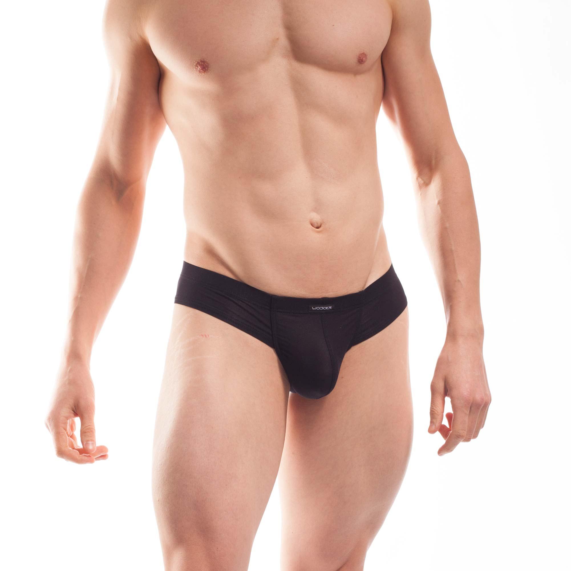 Wer auffallen will muss WOJOER BEUN basic tragen So sportlich sexy kann die Badehose für Männer sein und so bequem für den Alltag. Der Beach & Underwear BASIC Mini Hipster ist ein Traum für Auge und Körper. Denn Er verführt mit…