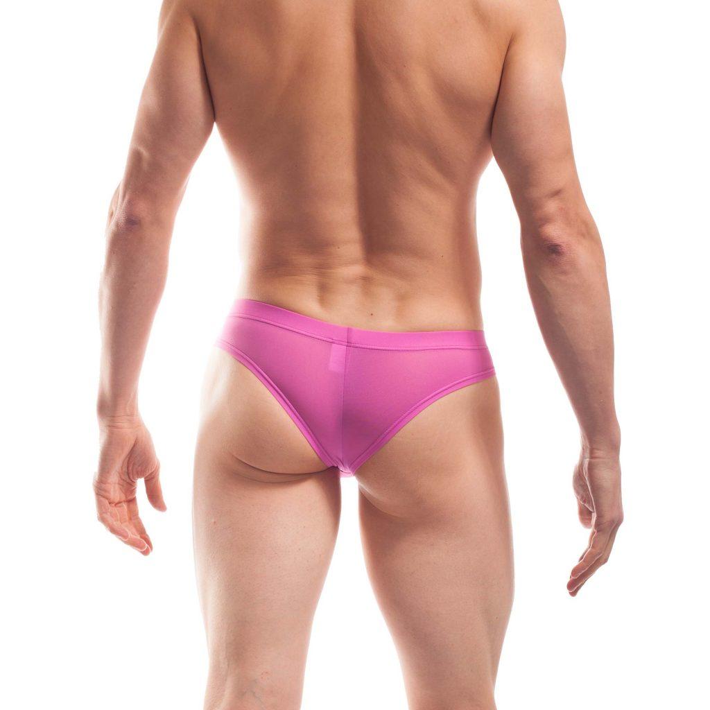 BEUN STRIPP Mini Hipster, Panty, shorts, Unterhosen, Slip, Klickverschlüsse, Klickverschluss