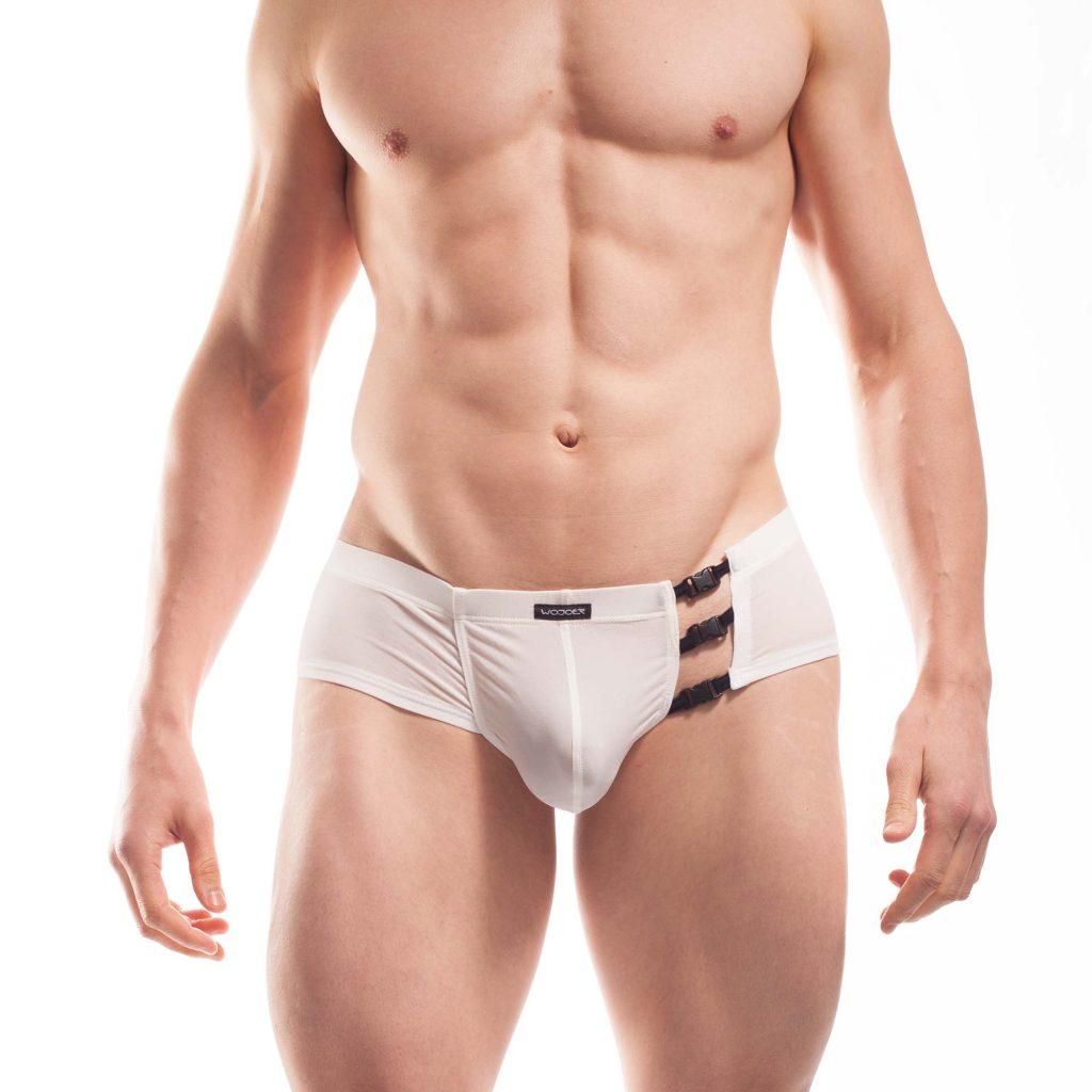 BEUN STRIPP Hipster, Panty, shorts, Unterhosen, Slip, Klickverschlüsse, Klickverschluss