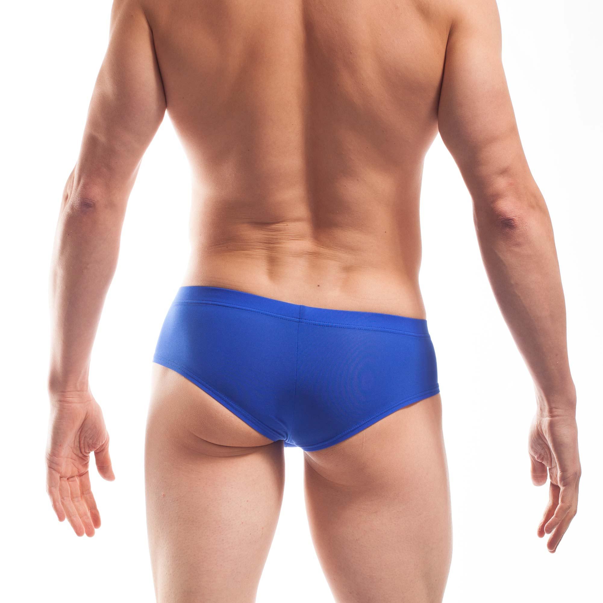 BEUN STRIPP Hipster Shorts, Panty, shorts, Unterhosen, Slip, Klickverschlüsse, Klickverschluss