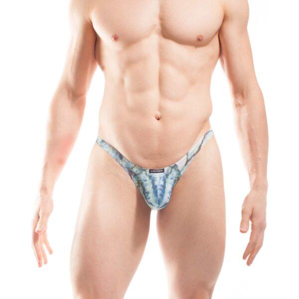 Laggon Push Up Mini Tanga, Männer, Herren, Unterwäsche, sexy, knapp, Only for Me, hellblau