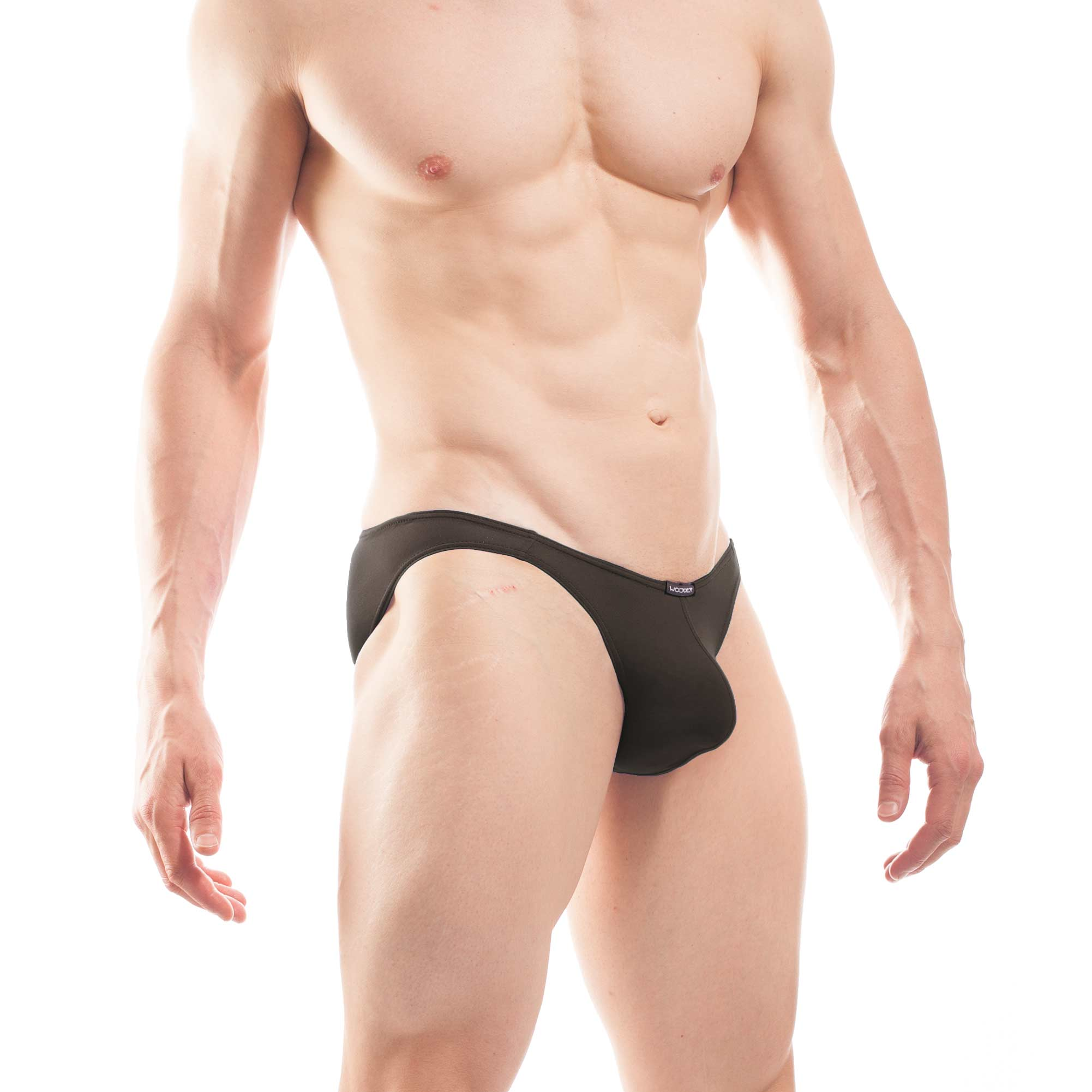 Basic Slip, BEUN Basic, Beach and underwear, badetauglich, Cheeky Slip, Brief, Pants, Shorts, Unterhose, schwarz