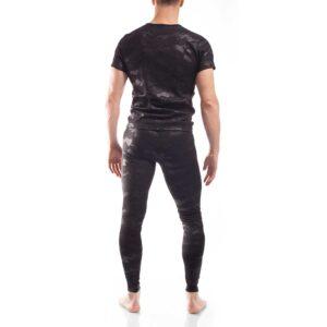 camouflage Shirt, Netzteil, Powernet,schwarz
