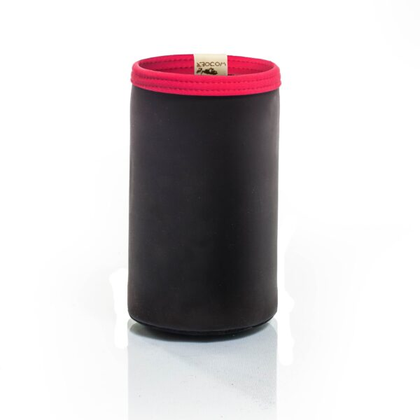 Falschenkühler, Sektkühler, Weinkühler Champagner Kühler, Neopren, rot