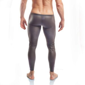 FunXtion schwarz, Synthetisches Latex, Gummi, transparent, Leggings