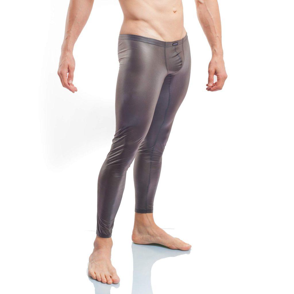 FunXtion schwarz, Synthetisches Latex, Gummi, transparent, Leggings