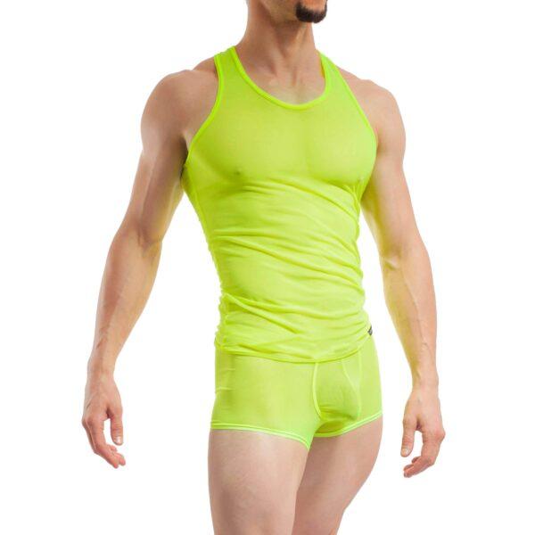 Muscle Shirt Neongelb