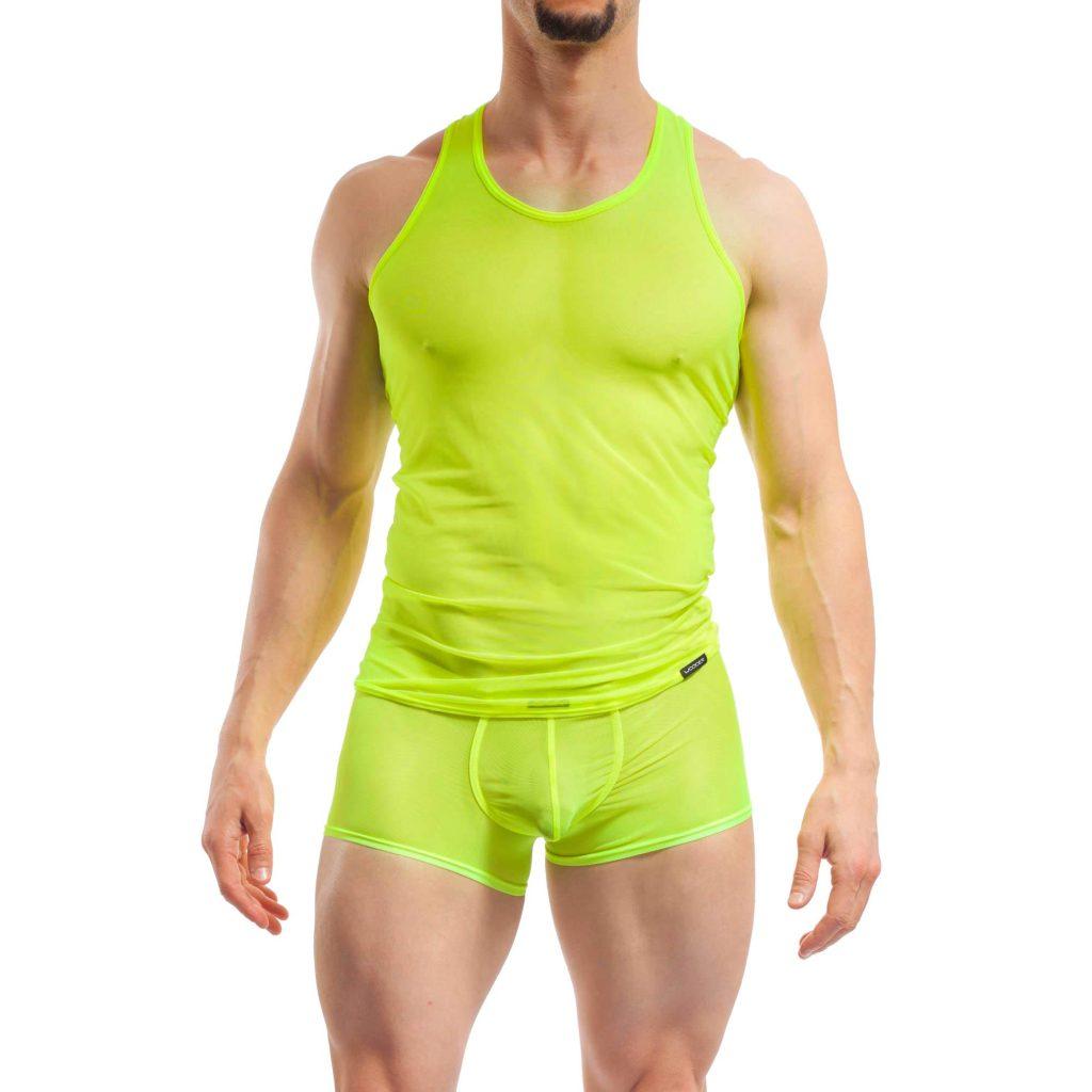 Muscle Shirt Neon, Muscle Shirt Neongelb