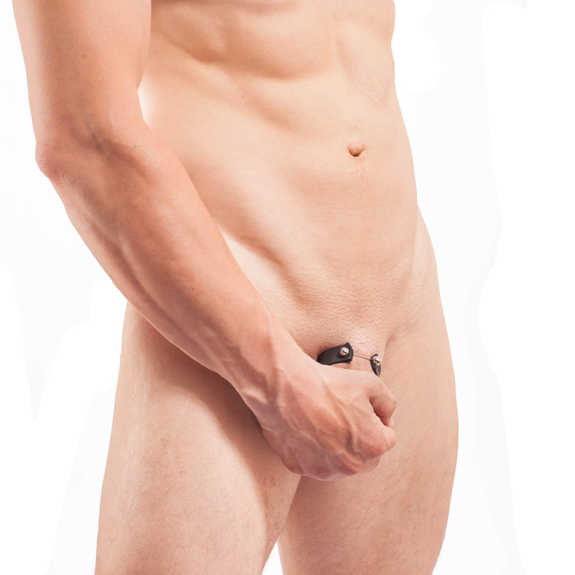 genital ring piercing