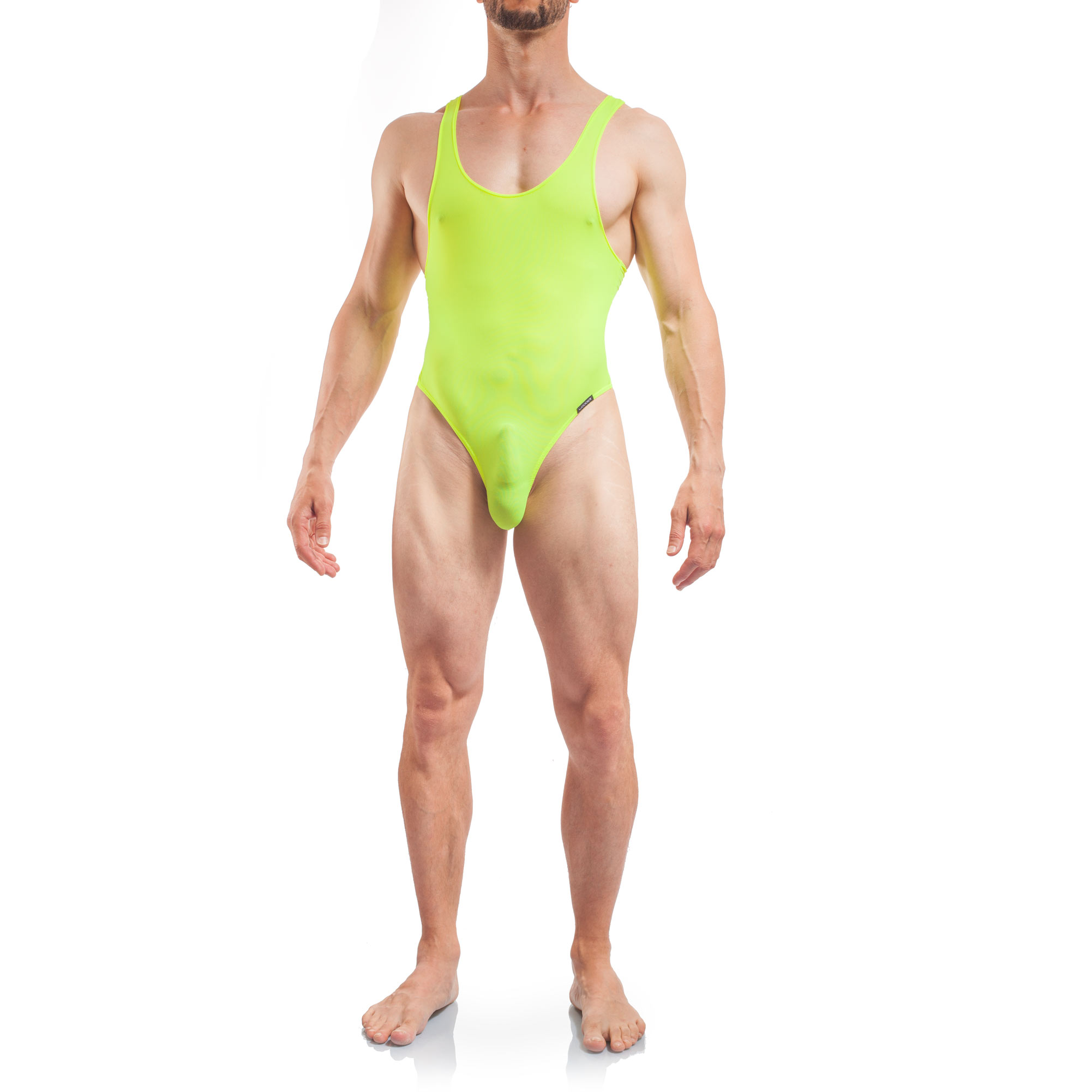 Basic Body Men, Body Badeanzug Tangabody