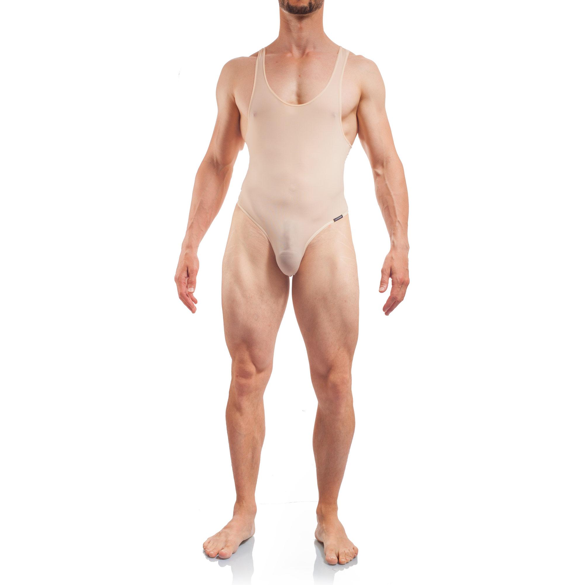 Basic Body Men, Tangabody Nude Herren Badeanzug