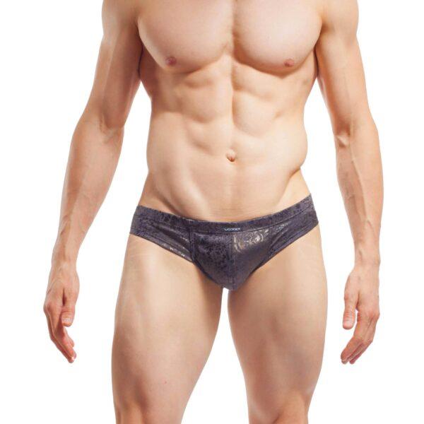Jusil Mini Hipster, cheeky slip, shorts, slip, brazil, gold, jersey