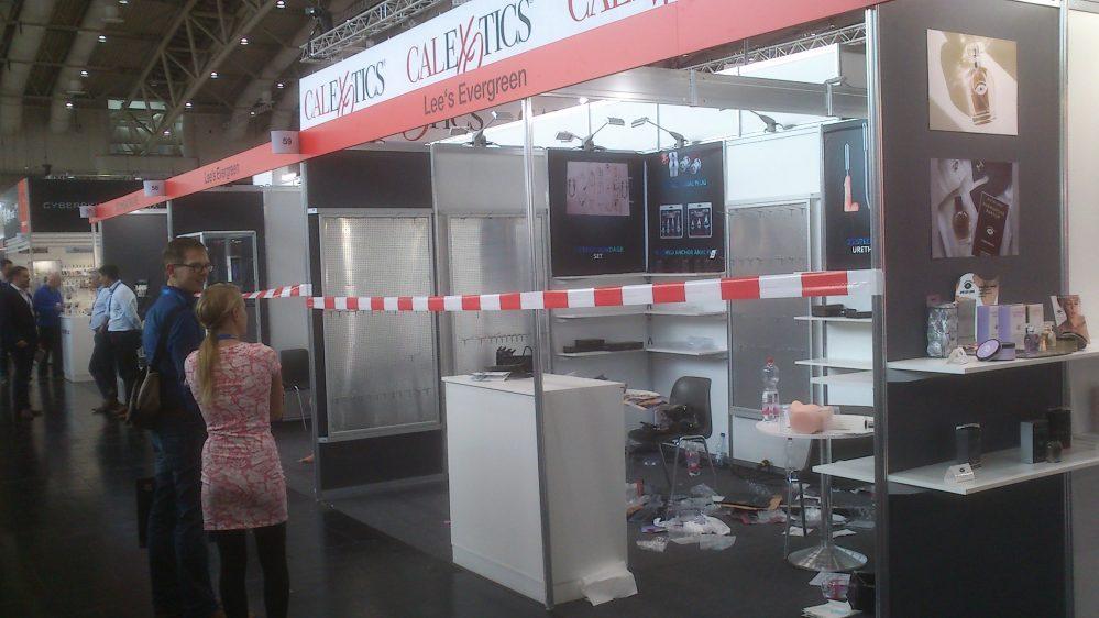 eroFame Hannover, Fachmesse für Händler und erotischer Artikel