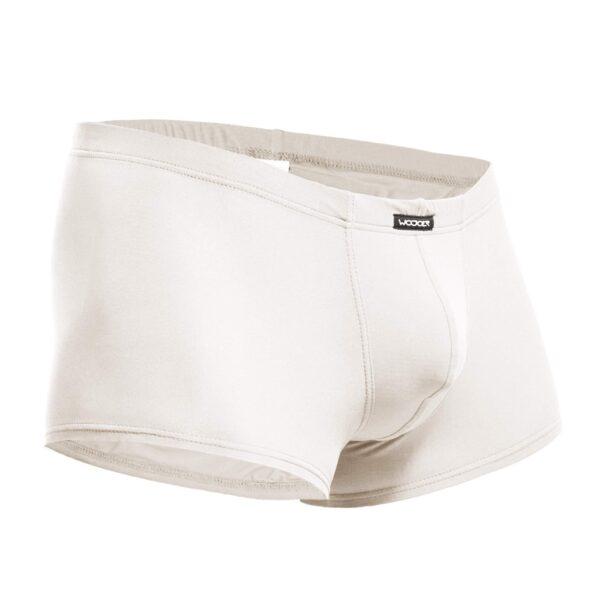 BEUN Basic Pants, Unterhose, Badehose, Boxershorts, Swim trunks, Swim shorts, Beachwear, Underwear for men, weiß, white, crema