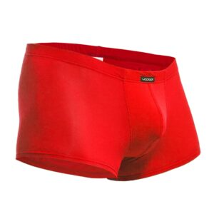 BEUN Basic Pants, Unterhose, Badehose, Boxershorts, Swim trunks, Swim shorts, Beachwear, Underwear for men, rot, red
