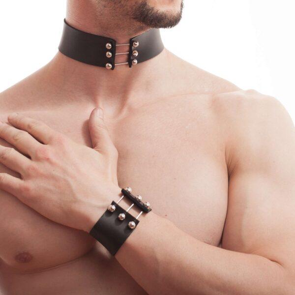 Neopren Piercing Halsband