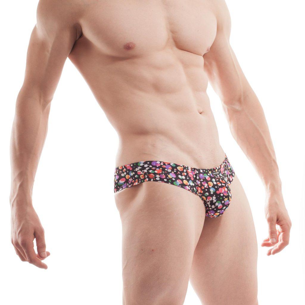Bubbles, MiniHipster, Herren, bunt, beachwear, underwear