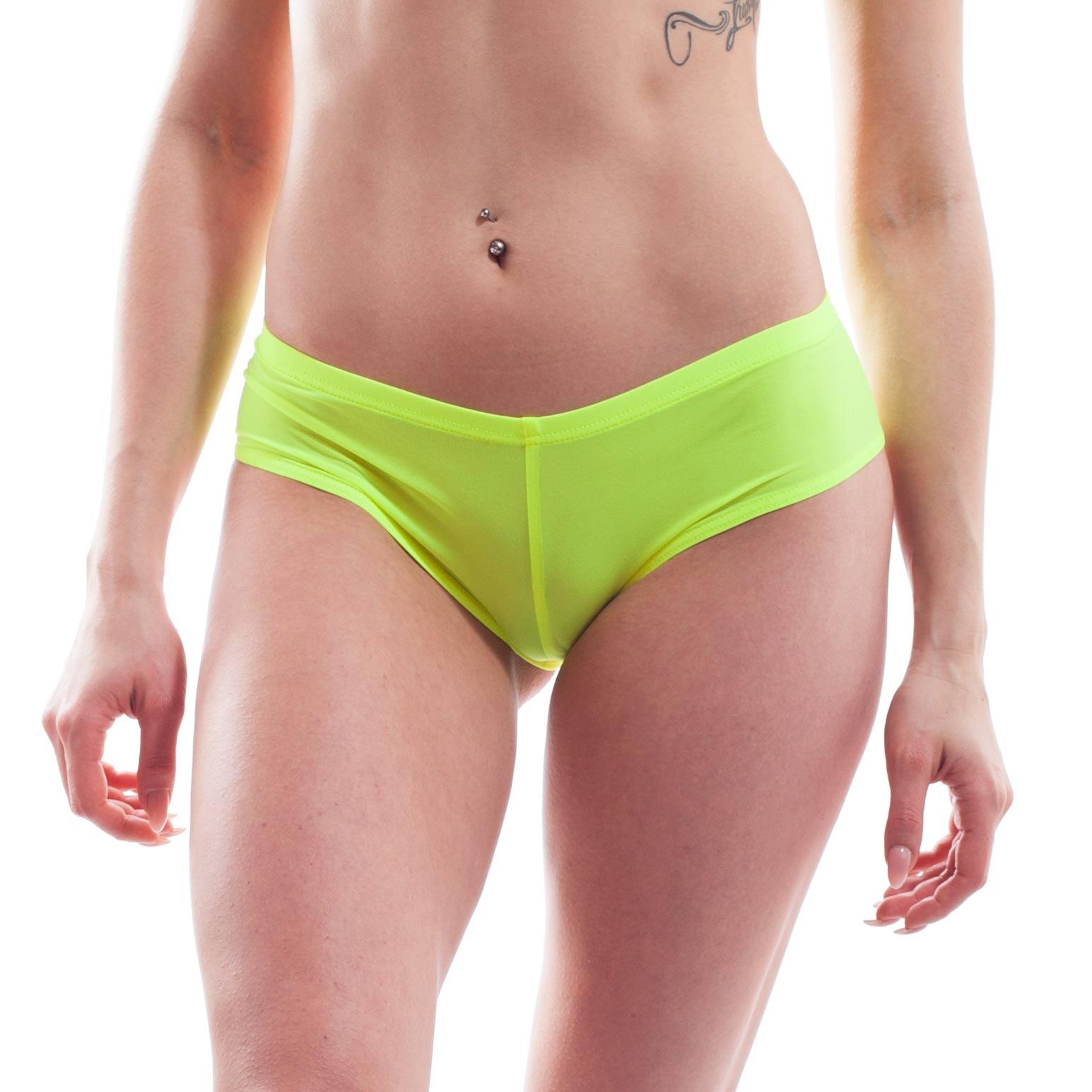 Immer vorrätig, denn die BEUN Damen Hotpants320F8Y ist Never-Out-of-Stock und gehört damit zu den Wojoer NOS-Produkten. Größen Erhältlich in den Größen S, M, L, XL Materialzusammensetzung BEUN: 82% Polyamid, 18% Elasthan Besonderheiten NOS Produkt | badetauglich | seidenmatte Oberflächenoptik | leicht transparent | luftig | schnell…
