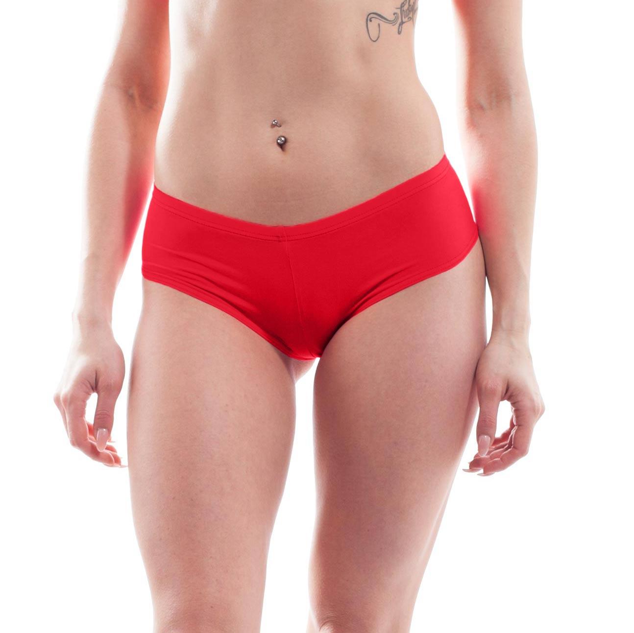 Immer vorrätig, denn die BEUN Damen Hotpants320F8R ist Never-Out-of-Stock und gehört damit zu den Wojoer NOS-Produkten. Größen Erhältlich in den Größen S, M, L, XL Materialzusammensetzung BEUN: 82% Polyamid, 18% Elasthan Besonderheiten NOS Produkt | badetauglich | seidenmatte Oberflächenoptik | leicht transparent | luftig | schnell…
