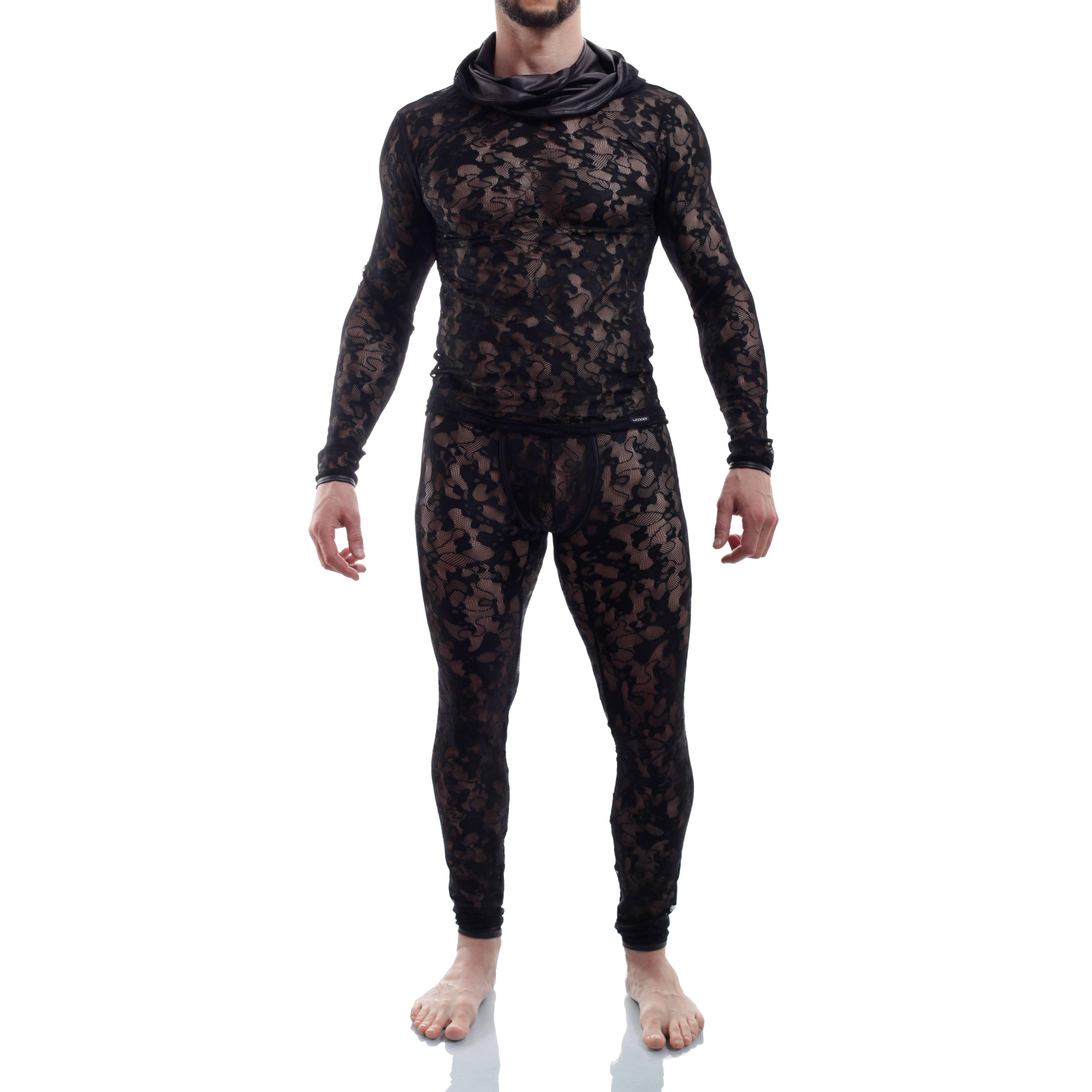 """Elegant und Edel zeigt sich dieses Camouflage Spitzen Shirt383WTX2 und gehört in die Kategorie """"LIVE""""-Produkte. Produktion nur auf Bestellung. Größen Erhältlich in den Größen S, M, L, XL Materialzusammensetzung 95% Polyamid   5% Elasthan   94% Polyester   6% Elasthan Besonderheiten LIVE Produkt   Spitzenstoff mit…"""