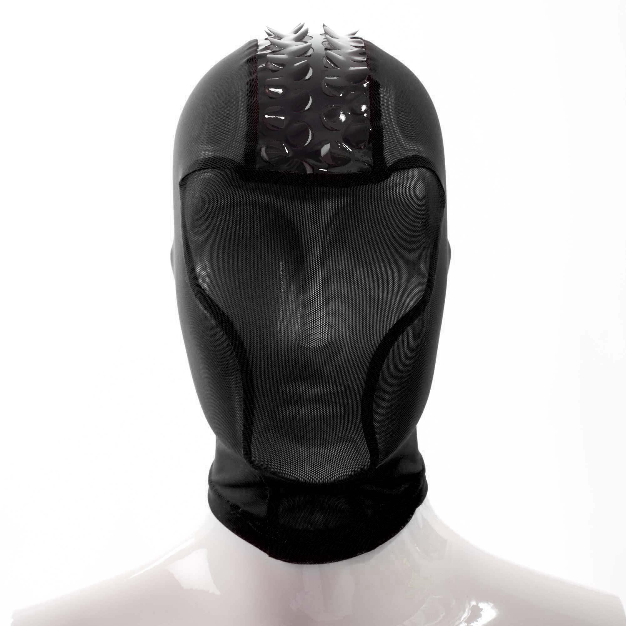 Die mystisch schwarze Rebel Fetisch Maske 363M1SW gehört zu den Wojoer LIVE-Produkten. Sie werden ab Bestellung bei uns produziert. So können wir auf Kundenwünsche individuell eingehen. Größen Erhältlich in den Größen SM, LXL Materialzusammensetzung POWERNET, super elastisches und robustes Netz: 94% Polyester, 6% Elasthan  schwarzer,…