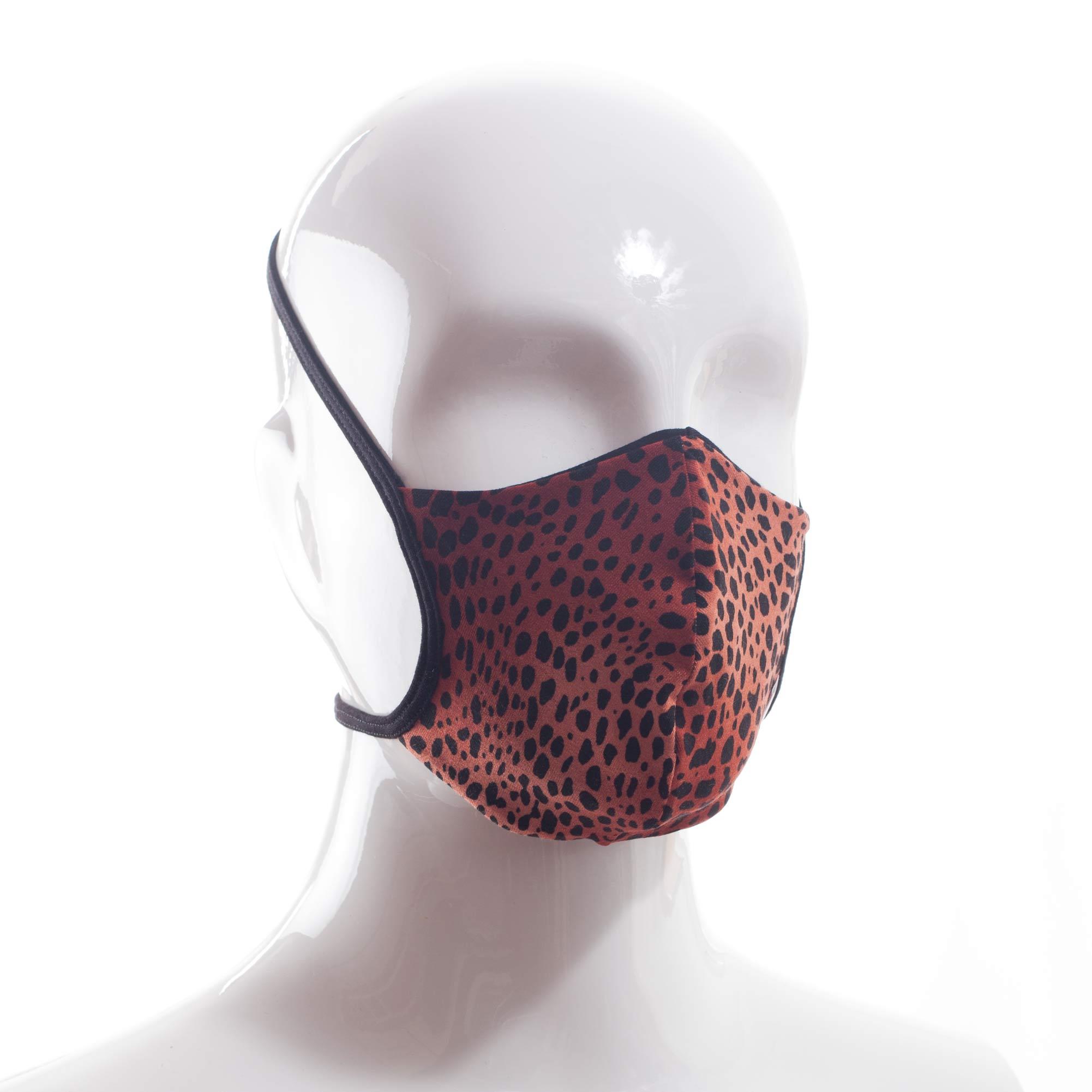 Die Baumwoll-Polyester Mund-Nasen Maske BWPM4Foxdot von der Wonneberger Manufaktur ist eine textile Behelfsmaske, kein zertifizierter Mundschutz.  Sie schützt nur bedingt vor Ansteckung. Ihr eigentlicher Zweck ist es, den Atem des Trägers zu filtern und dadurch seine Umgebung zu schützen.  Daher muss die…