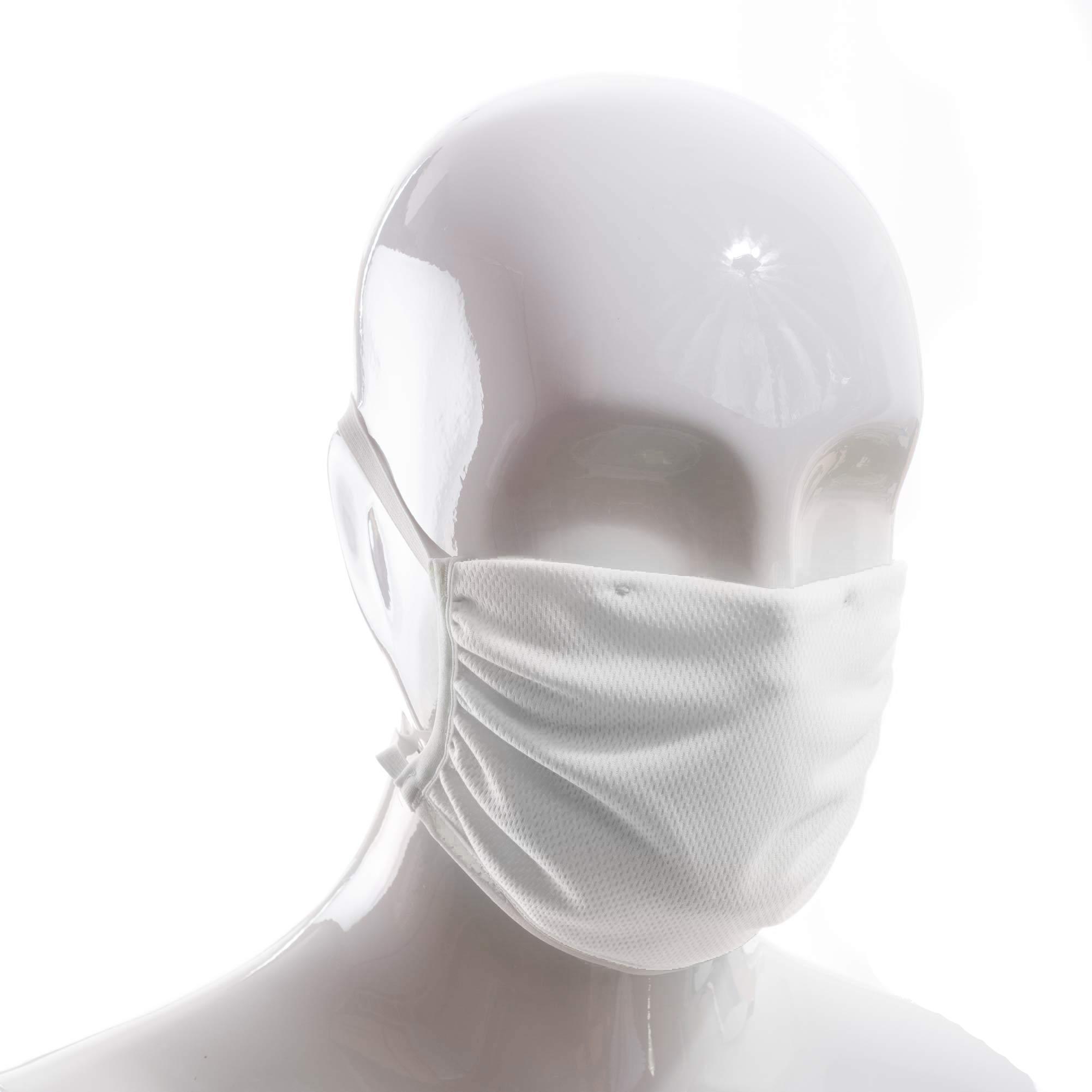 Die Polyester Mund-Nasen Maske CXM5 von der Wonneberger Manufaktur ist eine textile Behelfsmaske, kein zertifizierter Mundschutz.  Sie schützt nur bedingt vor Ansteckung. Ihr eigentlicher Zweck ist es, den Atem des Trägers zu filtern und dadurch seine Umgebung zu schützen.  Daher muss die…