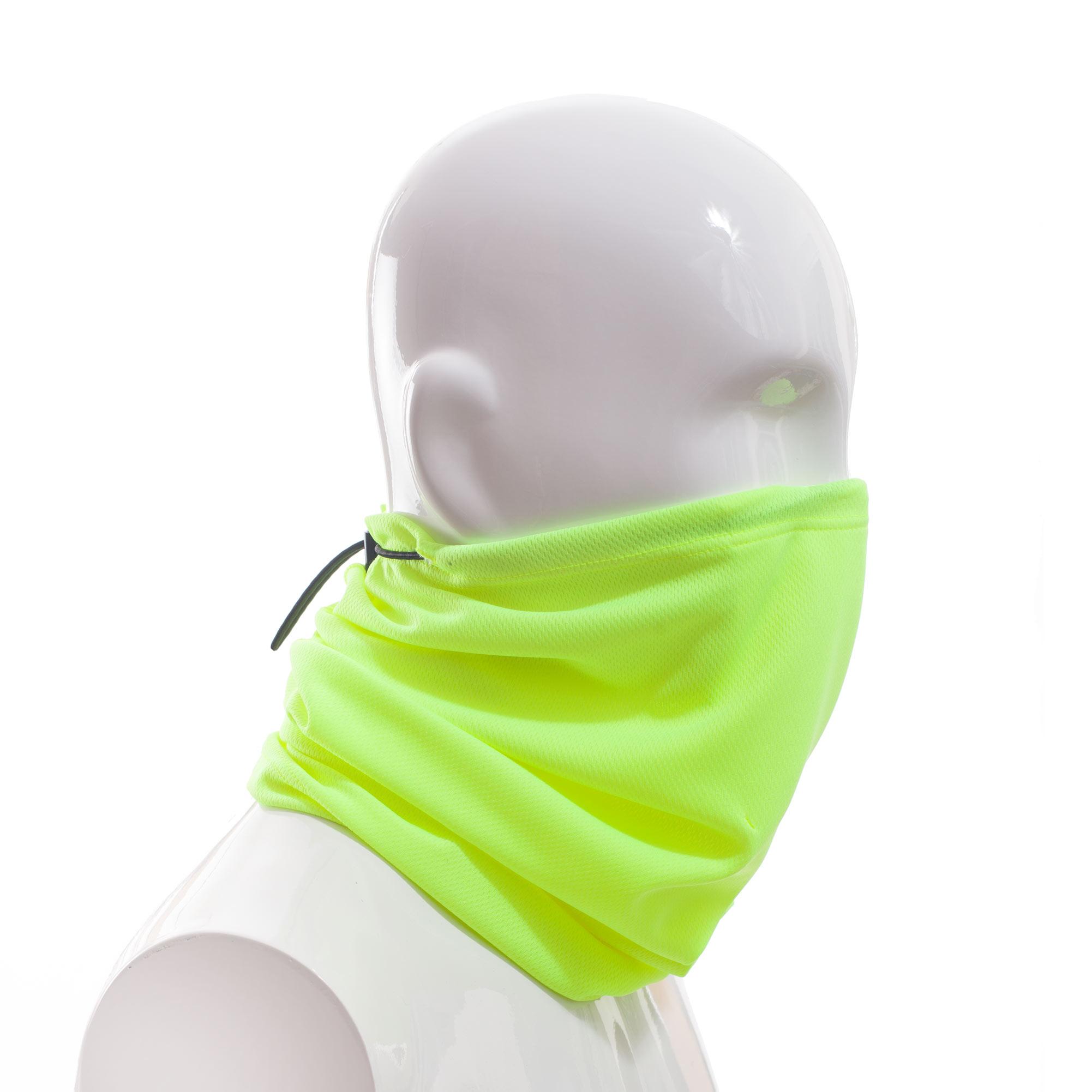 Der Coolmax Mund-Nasen-Maske-Schal Loop-Mask von der Wonneberger Manufaktur ist eine textile Behelfsmaske, kein zertifizierter Mundschutz.  Er schützt nur bedingt vor Ansteckung. Sein eigentlicher Zweck ist es, den Atem des Trägers zu filtern und dadurch seine Umgebung zu schützen.  Sein Vorteil: Er kann…