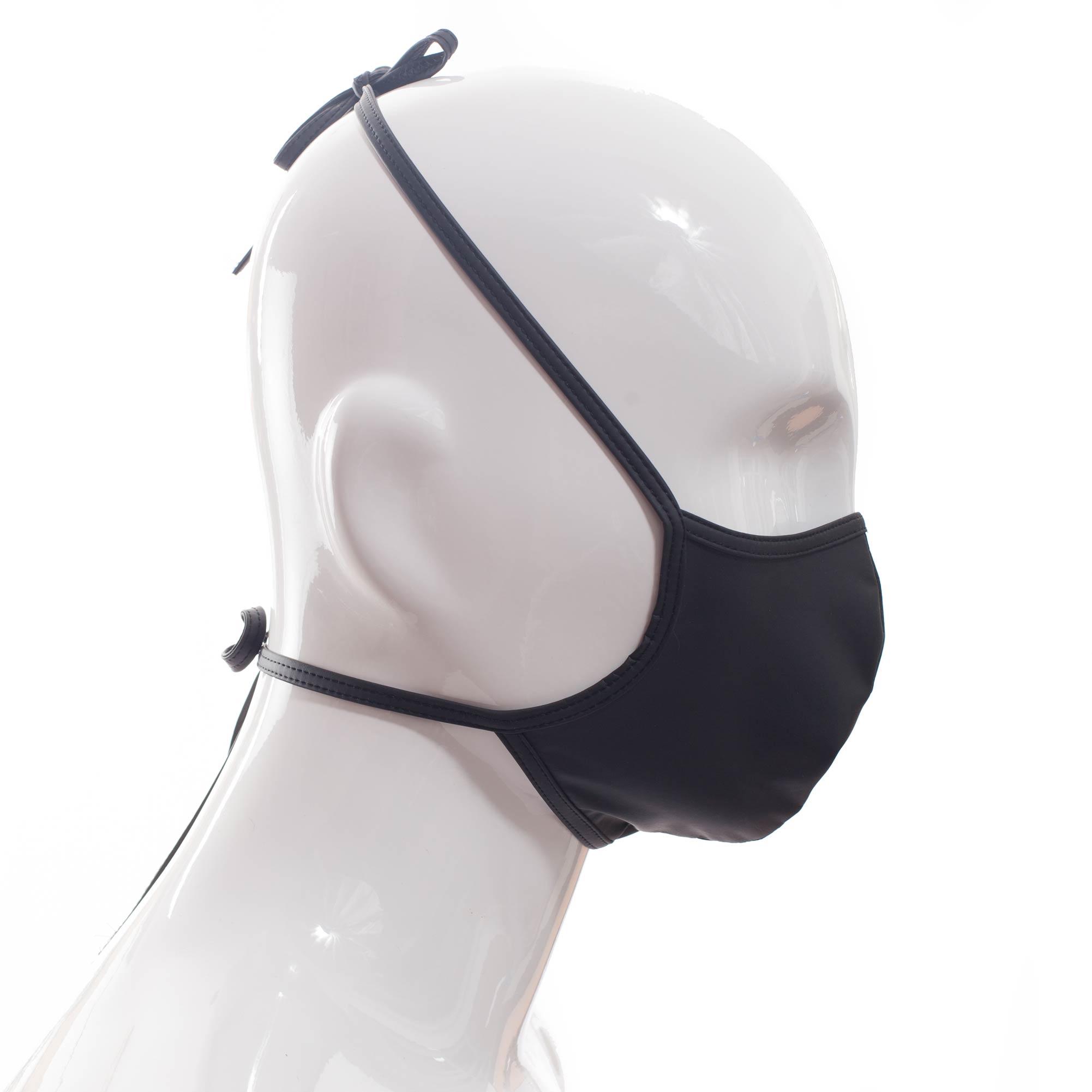 Die Synlex Mund-Nasen Maske 331M4S von der Wonneberger Manufaktur ist eine textile Behelfsmaske, kein zertifizierter Mundschutz.  Sie schützt nur bedingt vor Ansteckung. Ihr eigentlicher Zweck ist es, den Atem des Trägers zu filtern und dadurch seine Umgebung zu schützen.  Daher muss die…