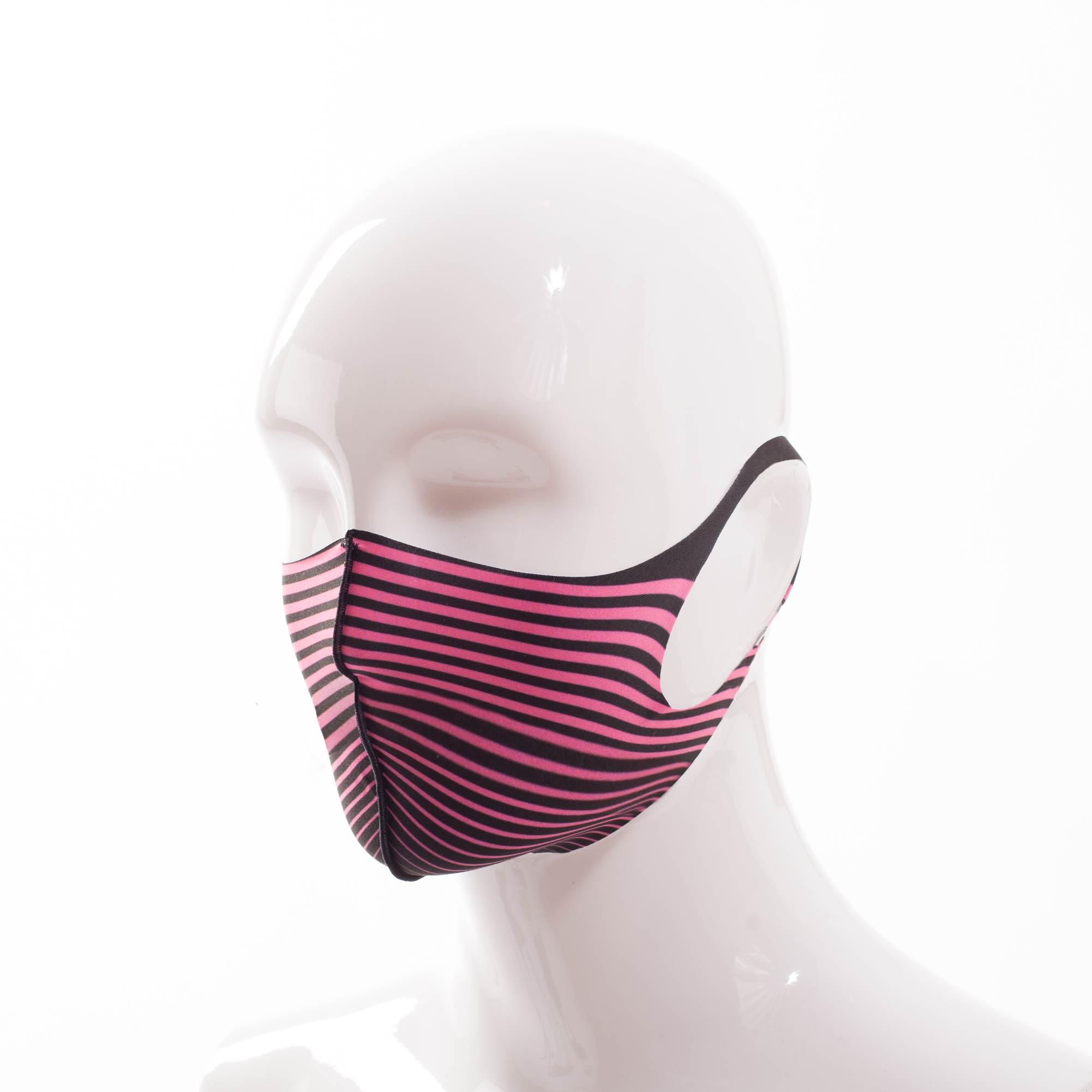Die engmaschige Micro Mund-Nasen Maske MicroM6 von der Wonneberger Manufaktur ist eine textile Behelfsmaske, kein zertifizierter Mundschutz.  Sie schützt nur bedingt vor Ansteckung. Ihr eigentlicher Zweck ist es, den Atem des Trägers zu filtern und dadurch seine Umgebung zu schützen.  Fachgerechte Tragweise:…